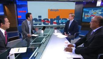 FOTO Violencia en México y reforma educativa, análisis en Despierta (Noticieros Televisa 29 abril 2019)