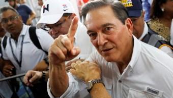 Laurentino Cortizo, virtual ganador de elecciones presidenciales en Panamá