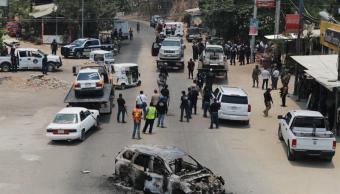 Blindan Xaltianguis para evitar enfrentamientos de grupos armados
