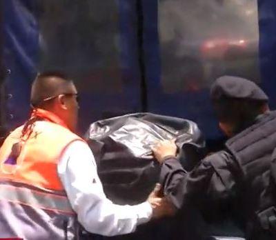 Desalojan oficinas de Morena por amenaza de bomba en Iztacalco, CDMX