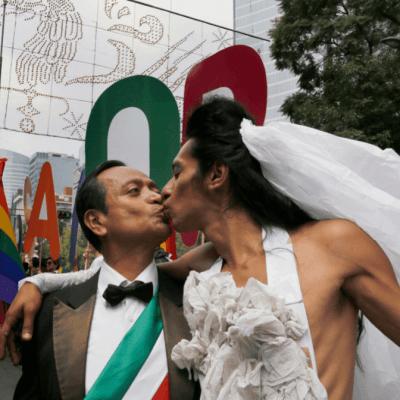 AMLO descarta ley federal para matrimonio igualitario en México