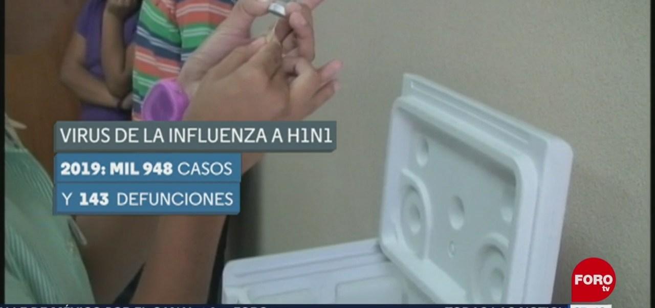 Foto: 10 años de la alerta sanitaria por epidemia del virus A H1N1