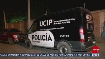 Foto: Asesinan a director de bachilleres en Tlaquepaque