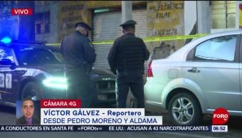 Asesinan a hombre en calles de la colonia Guerrero, CDMX