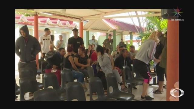 Foto: Cuba Deportación Migrantes México 23 Mayo 2019