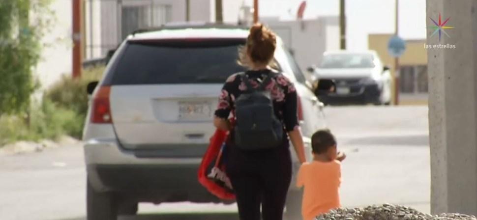 Foto Aumentan detenciones de padres con hijos en Piedras Negras 23 mayo 2019