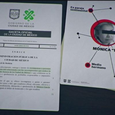 Autoridades detallan cómo fue la detención de la ex directora del Rébsamen