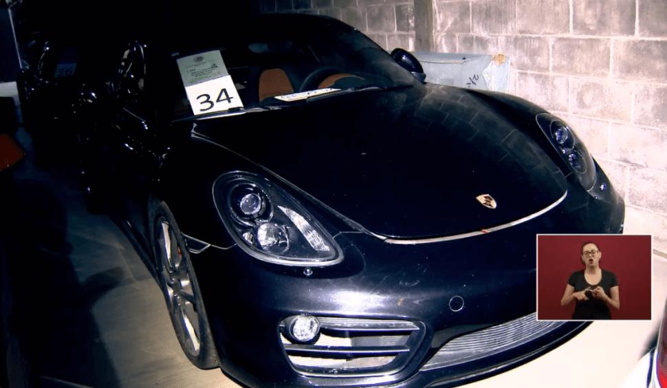 Foto: Autos de lujo serán subastados en Los Pinos, 21 de mayo de 2019, Ciudad de México