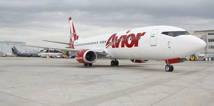 Foto:Suspenden vuelo de EU a Venezuela de la compañía venezolana Avior, 16 mayo 2019
