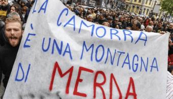 FOTOBalacera de la mafia en Napoles deja niña herida (Corriere della Sera)