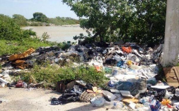 Proliferan basureros clandestinos en Yucatán