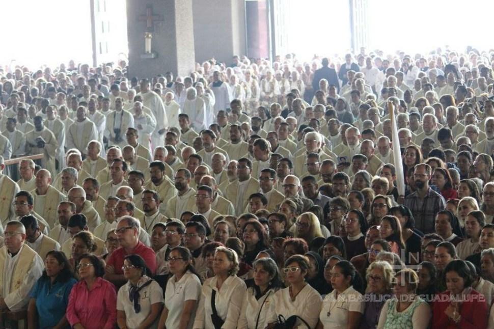 Foto: Ceremonia de beatificación de Concepción Cabrera, la primera laica mexicana, 5 mayo 2019
