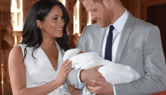 Bebé Sussex se llama Archie Harrison Mountbatten-Windsor (Instagram)