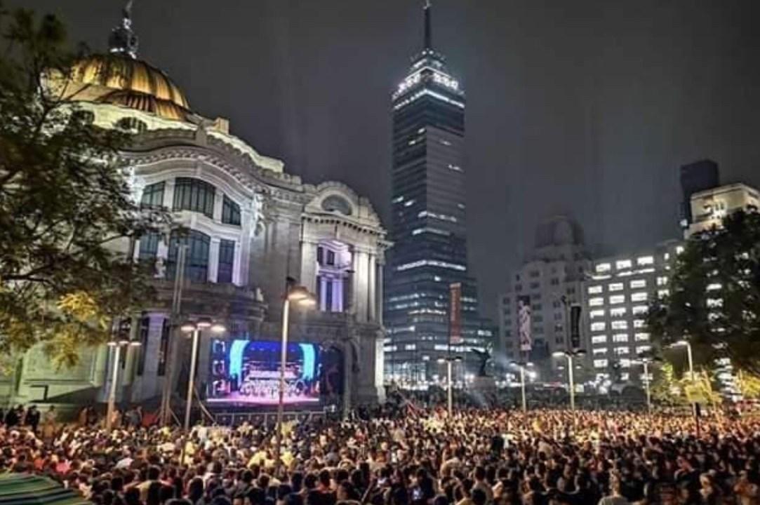 Bellas Artes narra cómo descubrió el engaño del evento de la iglesia de La Luz del Mundo