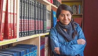 foto Alumna de la UNAM crea biblioteca comunitaria en la Sierra Mixe de Oaxaca 17 mayo 2019