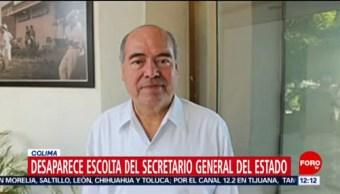Buscan a 3 hombres desaparecidos en Colima, uno es policía