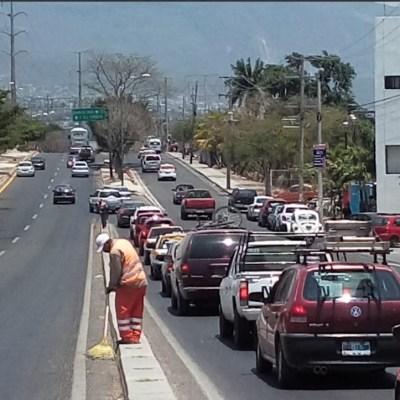 Incendios forestales afectan calidad del aire en Tuxtla Gutiérrez, Chiapas