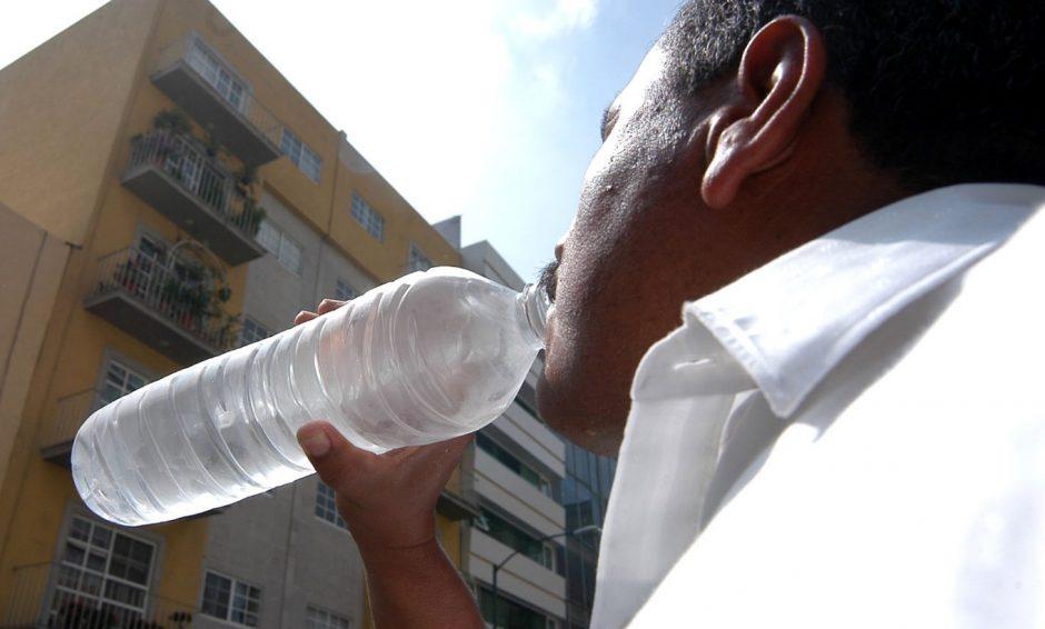 Foto: Una ola de calor afecta el estado de Campeche, se registran temperaturas entre 40 y 44 grados, mayo 18 de 2019 (Twitter: @CronicaCampOfic)