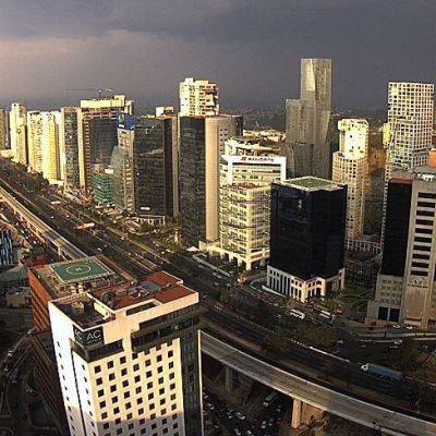 Prevén ambiente cálido y lluvias para la Ciudad de México