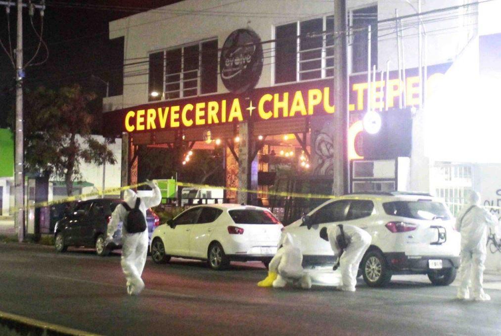 Ataque a una cervecería en Playa del Carmen, Quintana Roo, 17 mayo 2019
