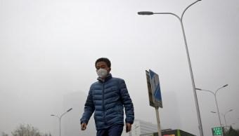 Foto China Contaminación CFC 25 Mayo 2019