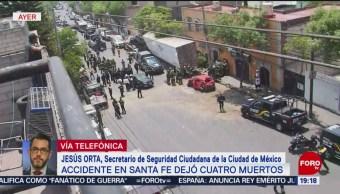 Foto: Chofer Tráiler Choque Santa Fe Declaración 27 Mayo 2019