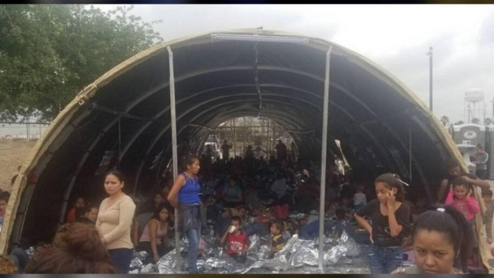 Foto CNN publica fotos que muestran condiciones precarias de migrantes 15 mayo 2019
