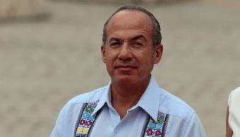 FOTO No puedo hacer juicios temerarios, dice AMLO sobre Felipe Calderón (AP 14 abril 2012 colombia)