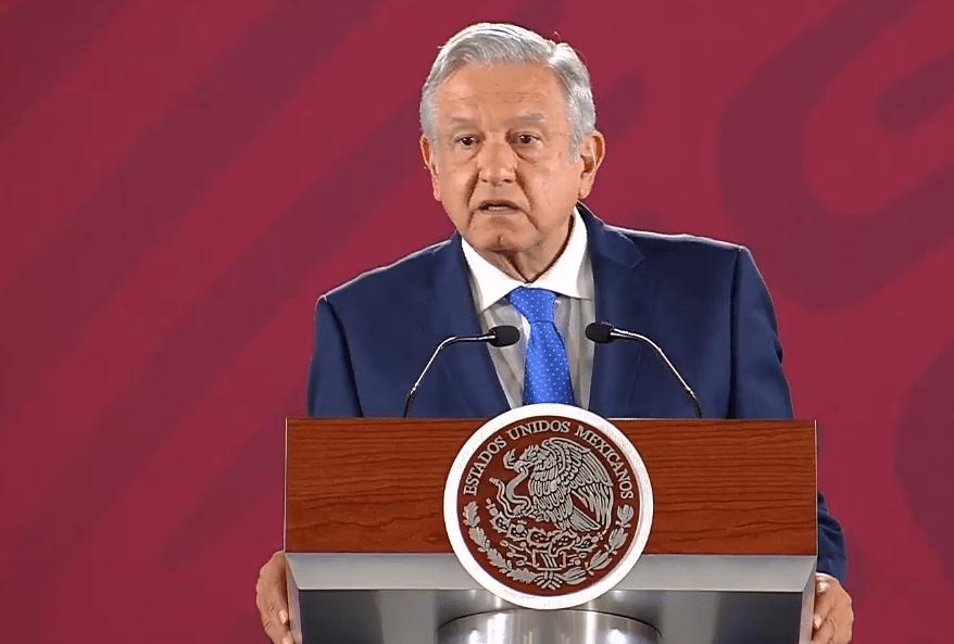 FOTO Transmisión en vivo: Conferencia de prensa AMLO 17 de mayo 2019 (YouTube)