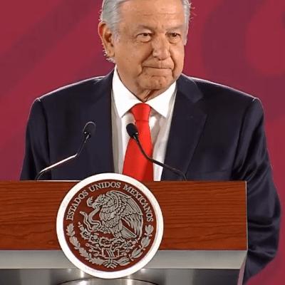 Transmisión en vivo: Conferencia de prensa AMLO 23 de mayo 2019