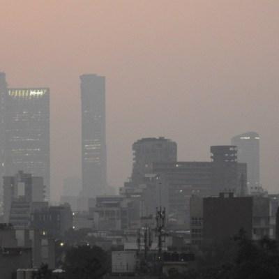 Valle de México registra mala calidad del aire; alcanza 139 puntos Imeca