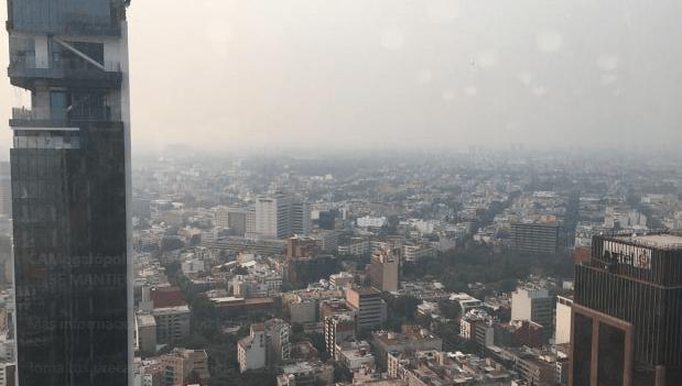 Foto: Contaminación en el Valle de México,14 de mayo de 2019, Ciudad de México