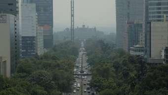 FOTO Contaminación causa muerte de mil niños en México cada año (AP 13 mayo 2019 cdmx)