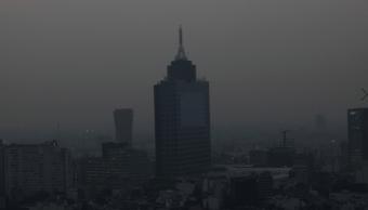 FOTO Ventiladores gigantes no son viables contra contaminación, dice Sheinbaum (AP 16 mayo 2019 cdmx)