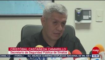 FOTO: Decomisan arsenal en casa de seguridad en Culiacán, Sinaloa, 25 MAYO 2019