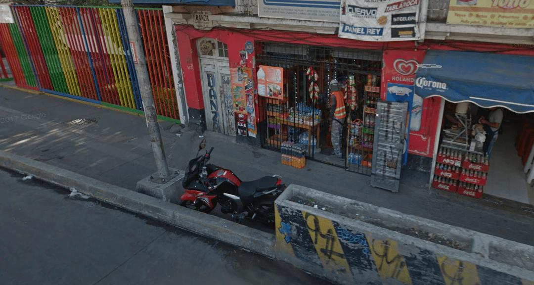 FOTO Delincuencia aumenta 3.1 % en comercios de CDMX (Google Maps)
