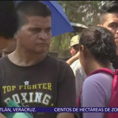 Deportan desde Chiapas a 75 migrantes cubanos