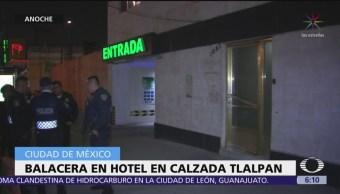 Dos balaceras en Coyoacán dejan como saldo 1 muerto y dos heridos