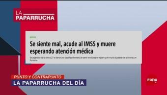 Foto: Negligencia Médica IMSS Guanajuato Muere Hombre 22 Mayo 2019
