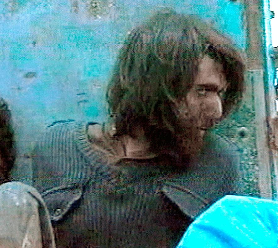 Foto: El talibán estadounidense John Walker Lindh, 1 de diciembre de 2001, Afganistán