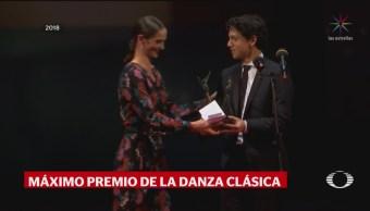 Foto: Elisa Carrillo Premio Benois Danza 21 Mayo 2019