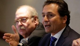 Hacienda congela las cuentas de Emilio Lozoya y Altos Hornos