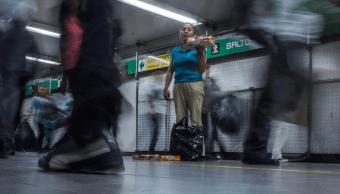 Empresarios rechazan propuesta de vagoneros del Metro