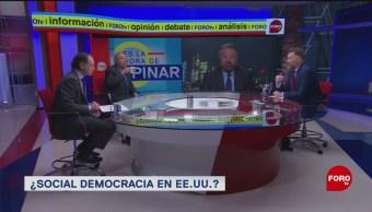 Foto: Condiciones En Eeuu Socialdemocracia 13 de Mayo 2019