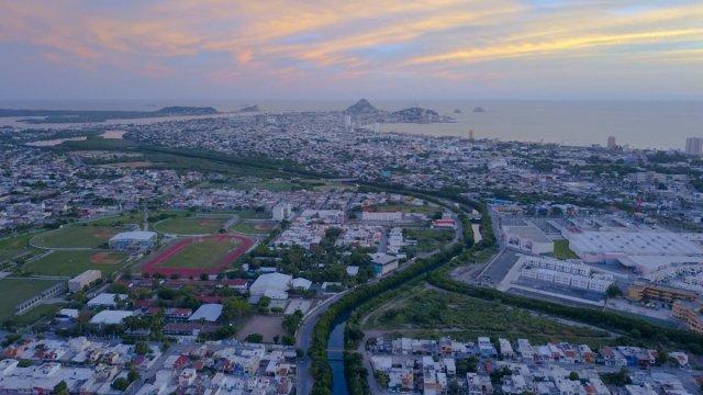 Foto En riesgo de inundación 289 colonias de Mazatlán 17 mayo 2019