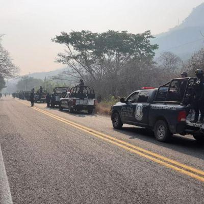 Enfrentamientos en Xaltianguis, Guerrero, dejan dos muertos