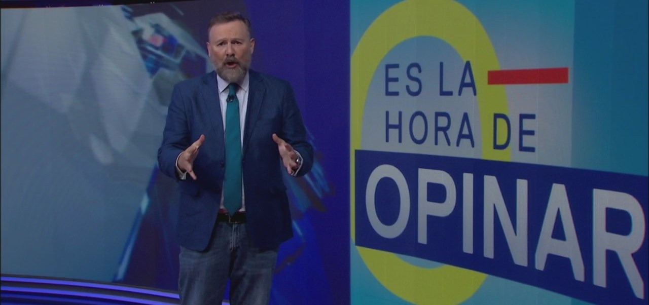 Foto: Hora Opinar Leo Zuckermann Forotv 30 Mayo 2019