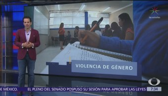 Estudiantes de la universidad de Chapingo denuncian acoso y abuso sexual