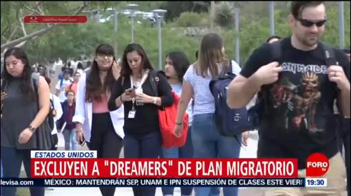 Foto: Dreamers Plan Migratorio de Trump Estados Unidos 16 Mayo 2019