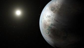 Foto: Representación del planeta Kepler-452b, el primer mundo casi del tamaño de la Tierra, mayo 5 de 2019 (Foto: nasa.gov)